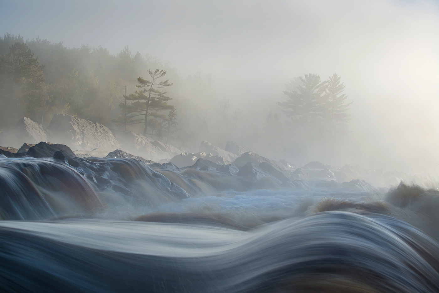River,St. Louis River,Sunrise,fog,j. cooke,minnesota,morning,motion,state park