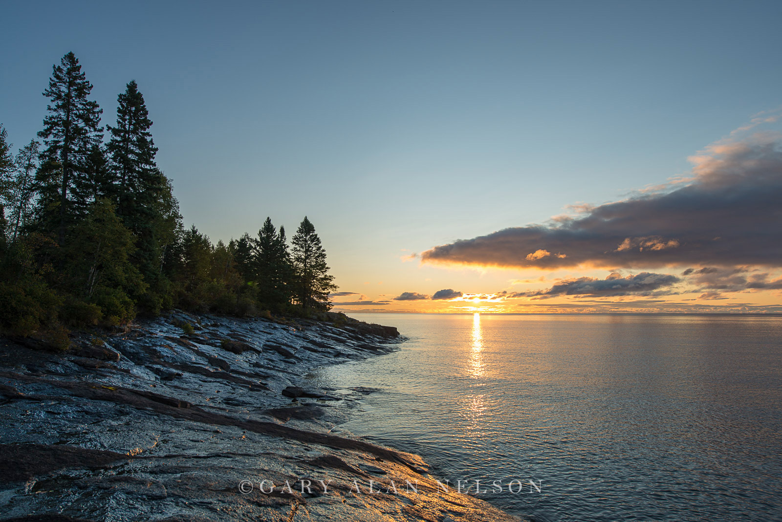 lake superior, state park, minnesota, photo