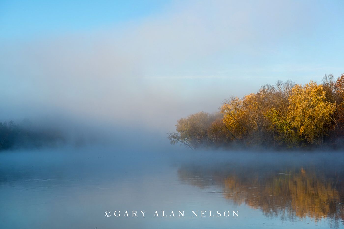 Mississippi River, autumn, crow wing, state park, photo