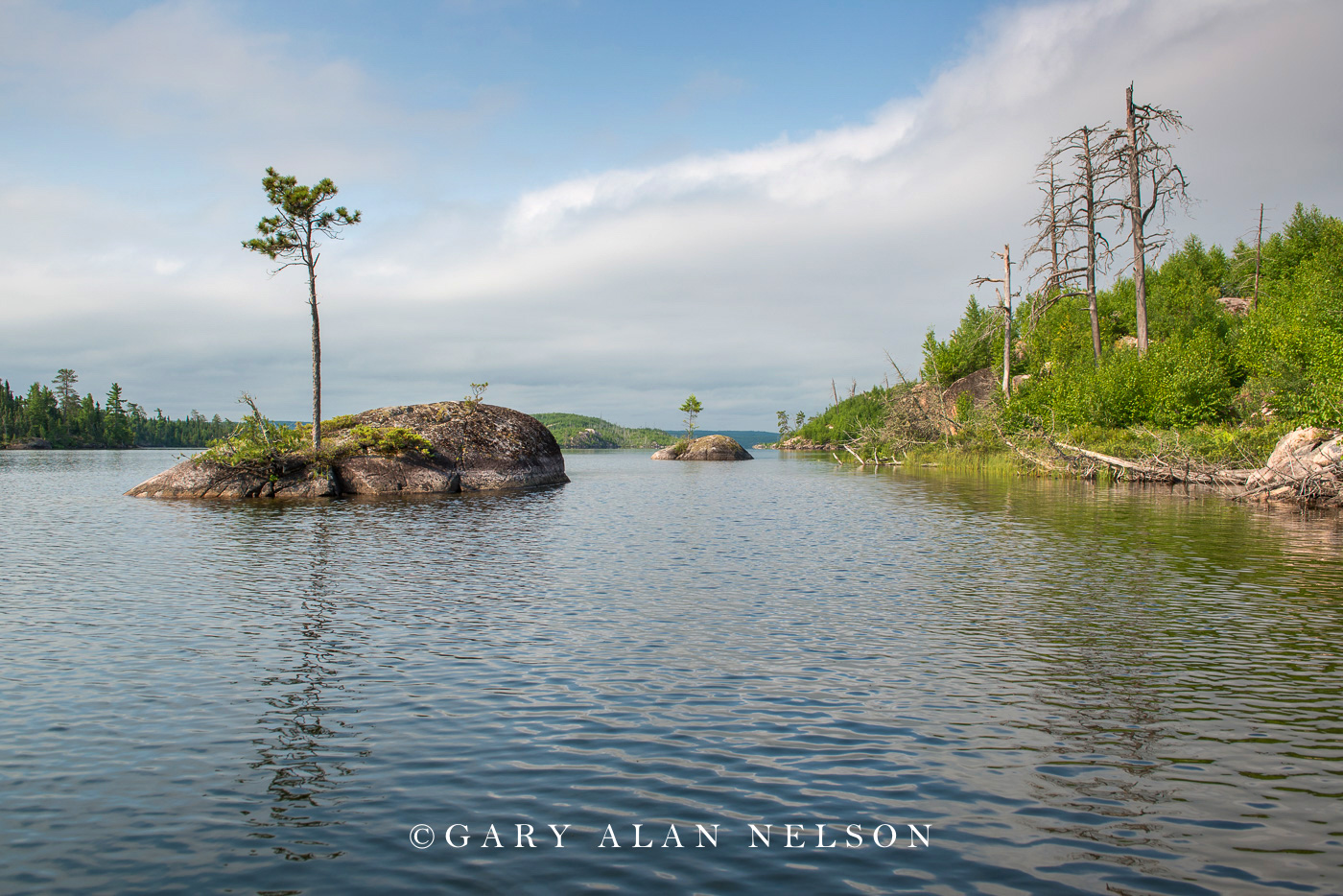 BWCA, BWCAW, boundary waters, boundary waters canoe area, minnesota, seagull lake, photo