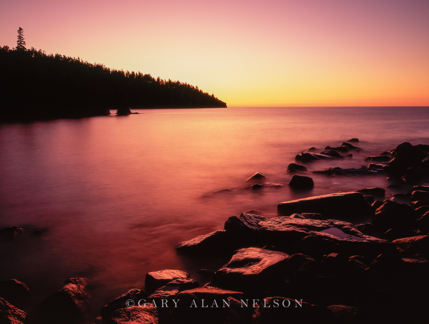 Sunrise,lake,lake superior,minnesota,state park, reflections, photo