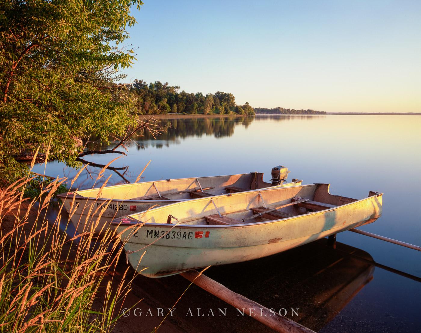 minnesota, boats, lake, photo