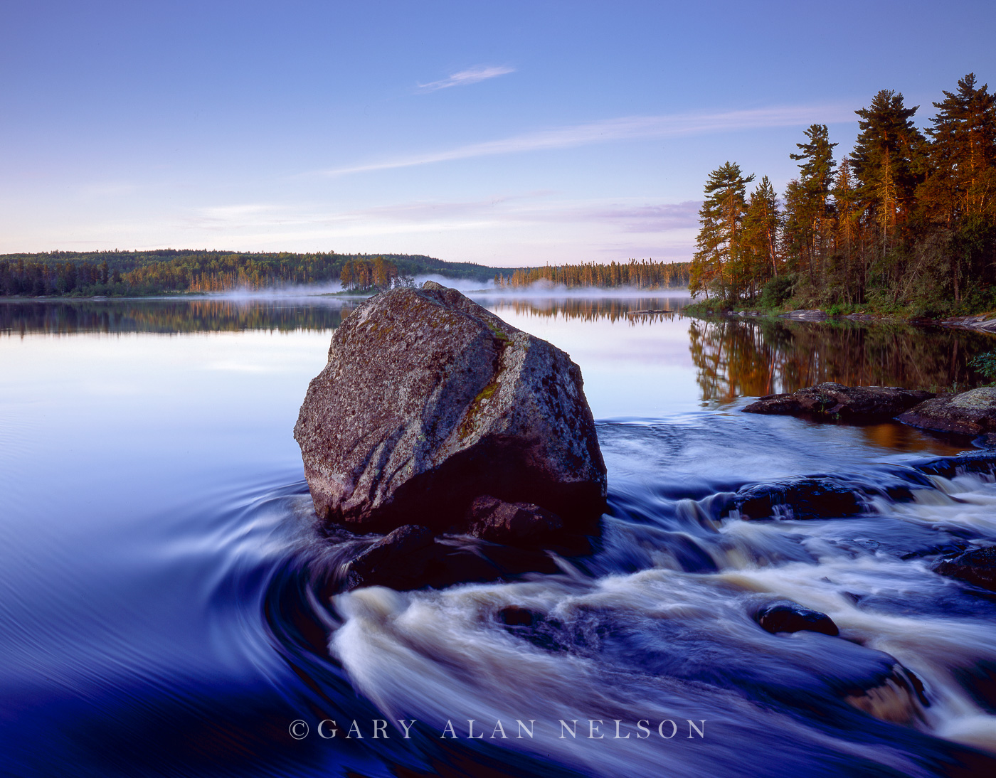 boundary Waters, canoe area, wilderness, photo