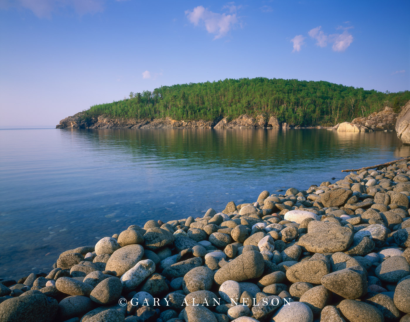 minnesota, lake superior, lake, cobble beach, north shore, photo
