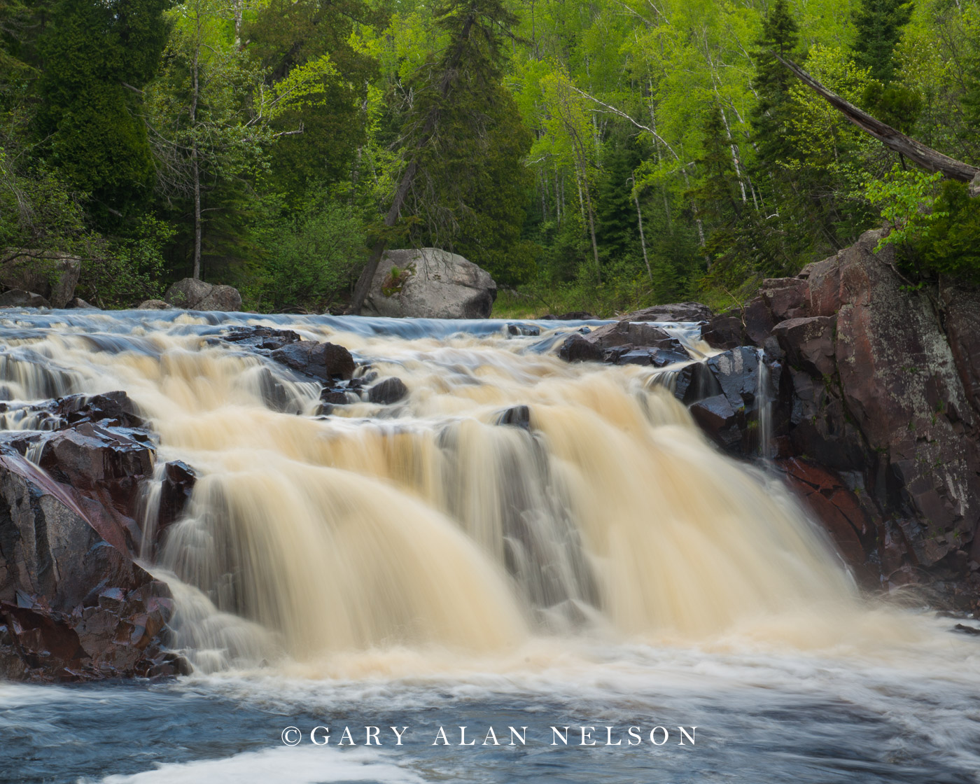 River,Waterfalls,lake superior,minnesota,state park, photo