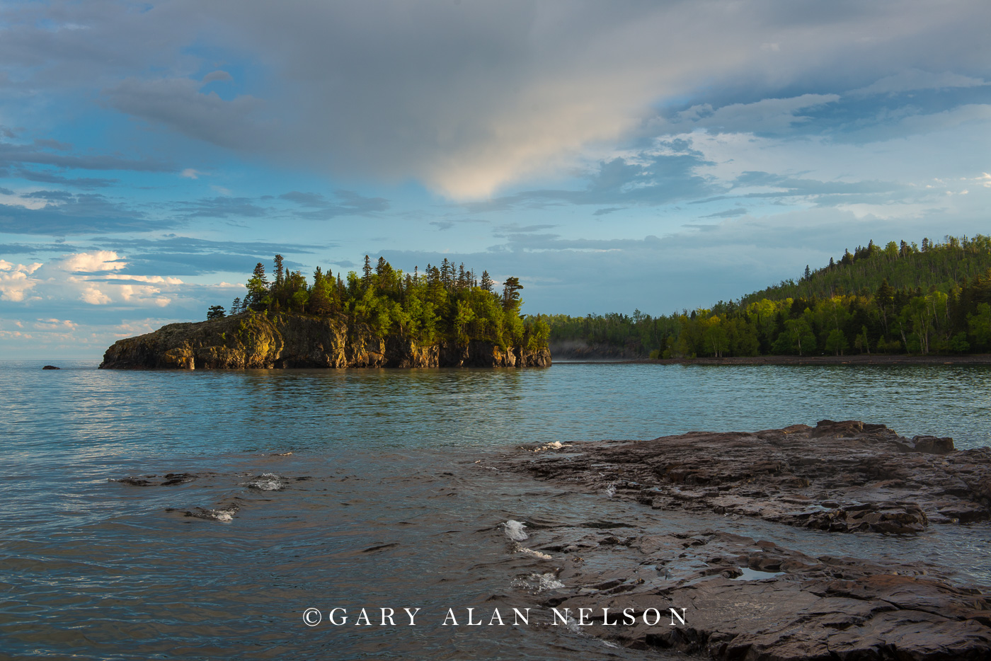 lake superior,minnesota,state park, photo