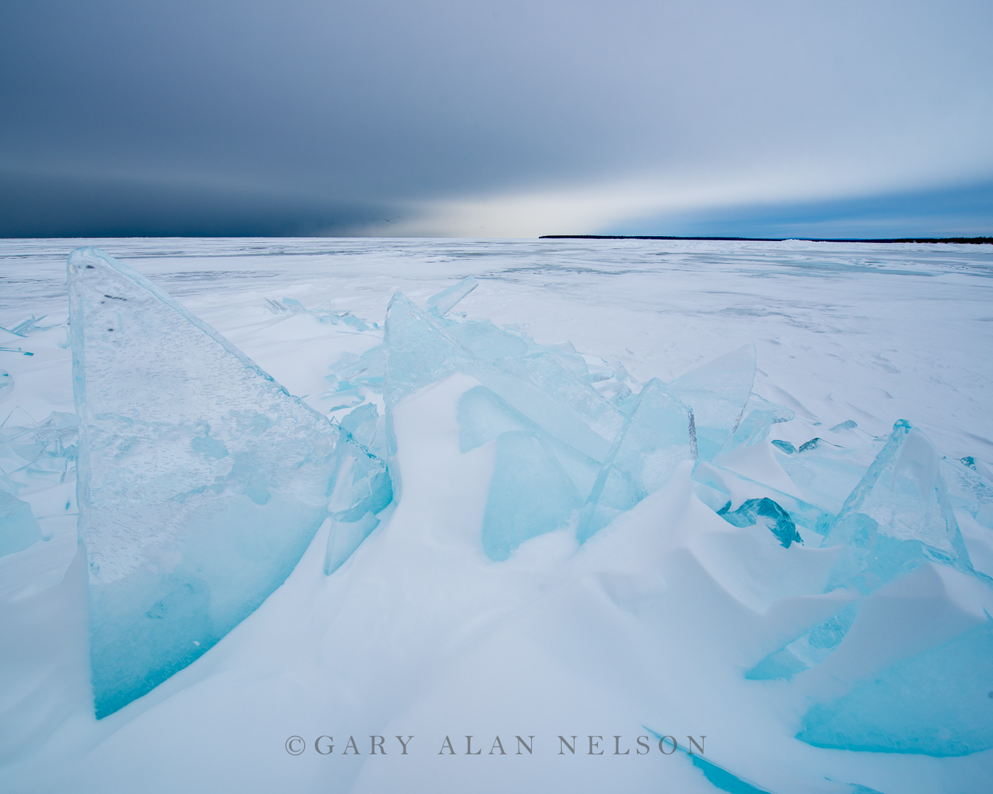 minnesota, blue, gray, lake superior, ice, photo