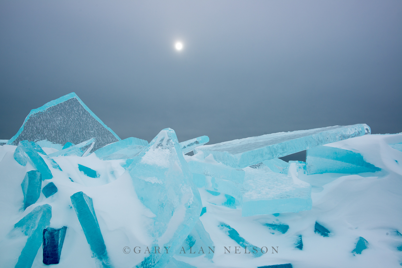 minnesota, ice, lake superior, blue, photo
