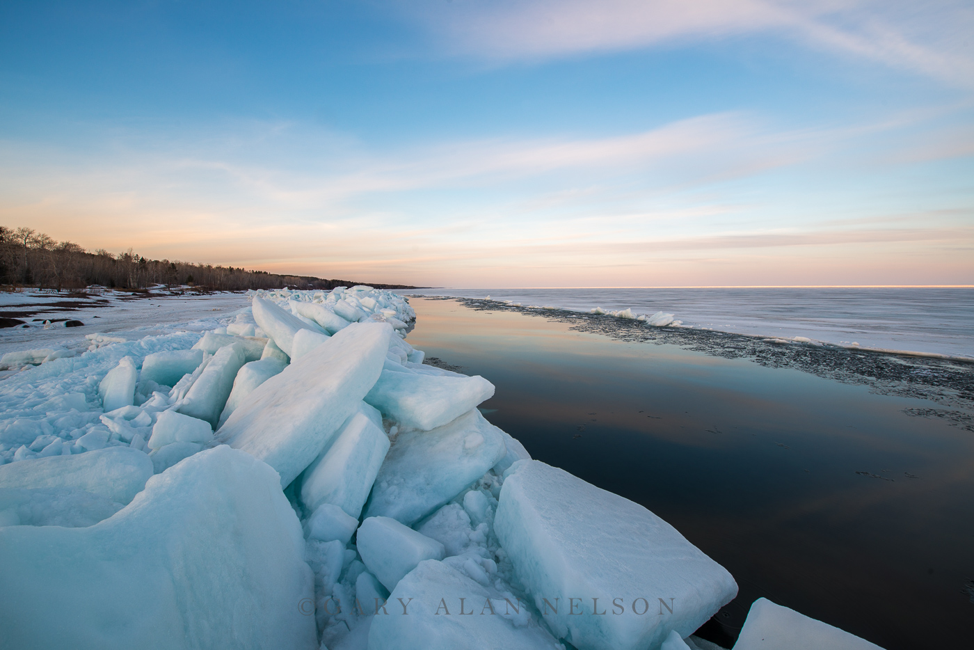 Blue ice,Ice,lake superior,minnesota,winter, photo