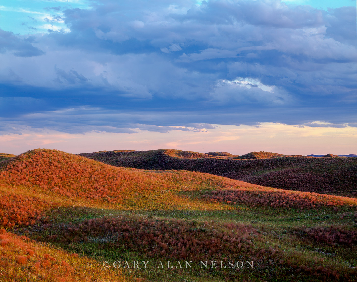 Sandhills of Nebraska, photo