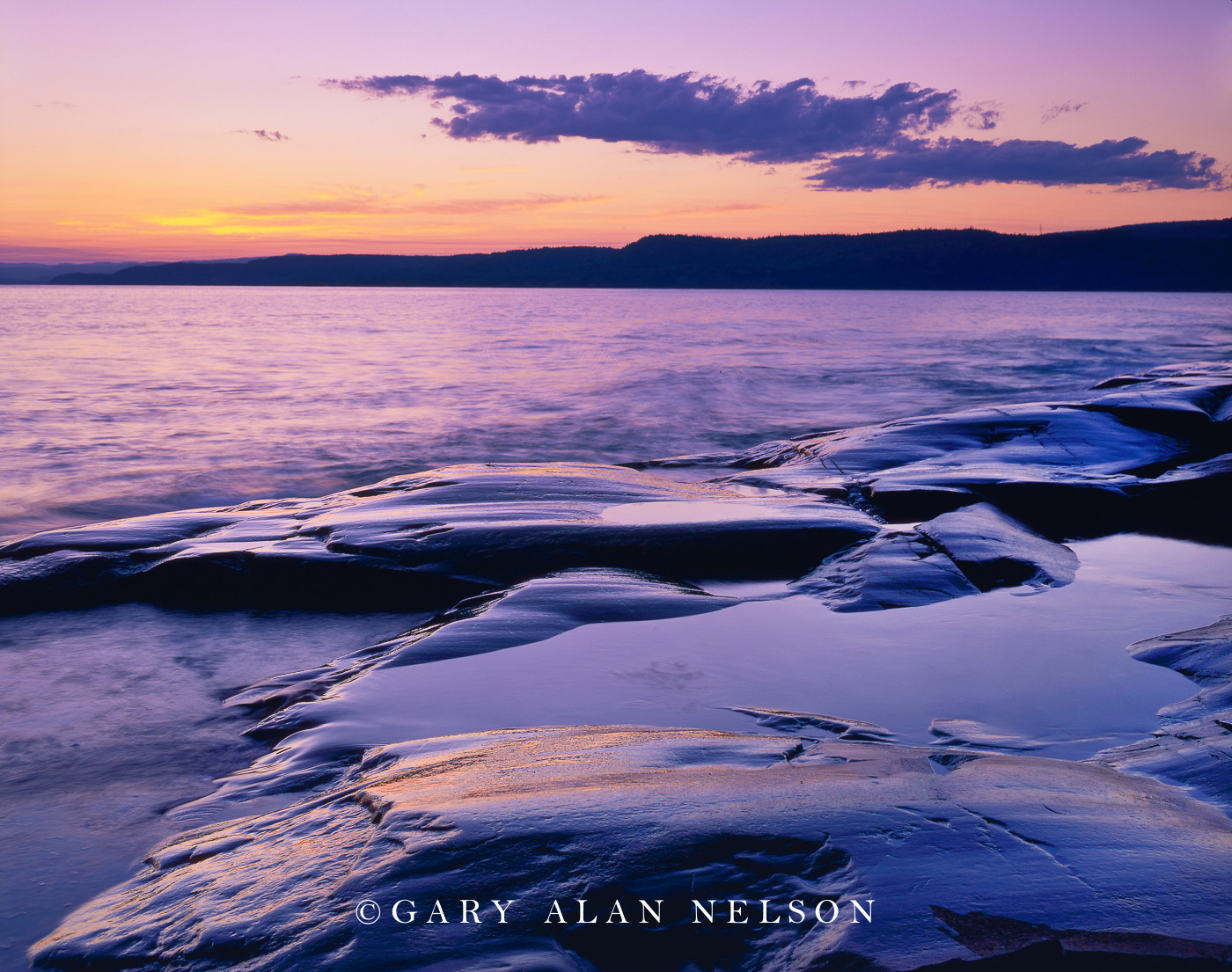 Neys Provincial Park, Ontario, Canada, lake superior, photo