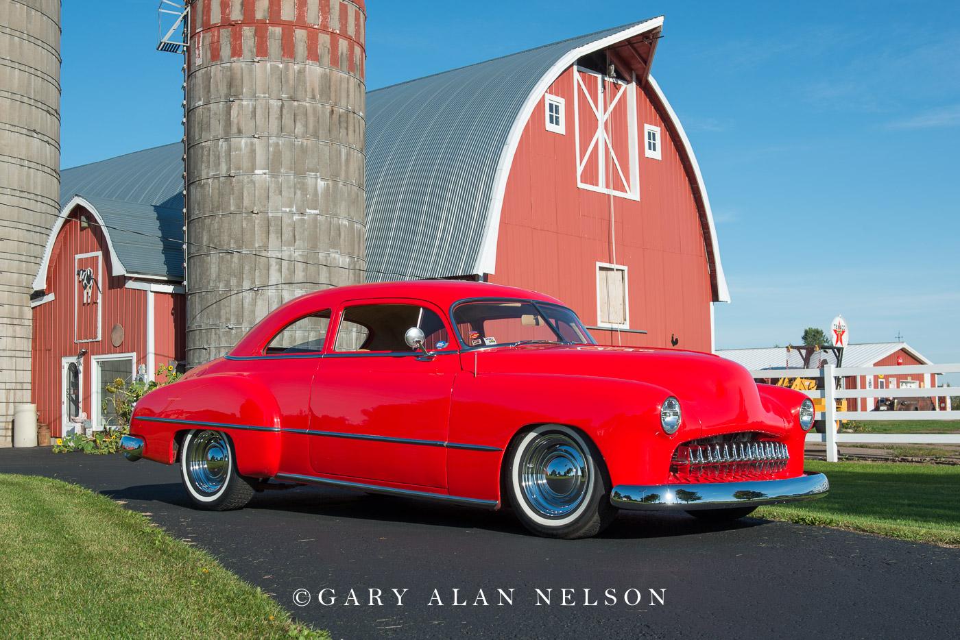 1950 Chevrolet 2-Door Sedan