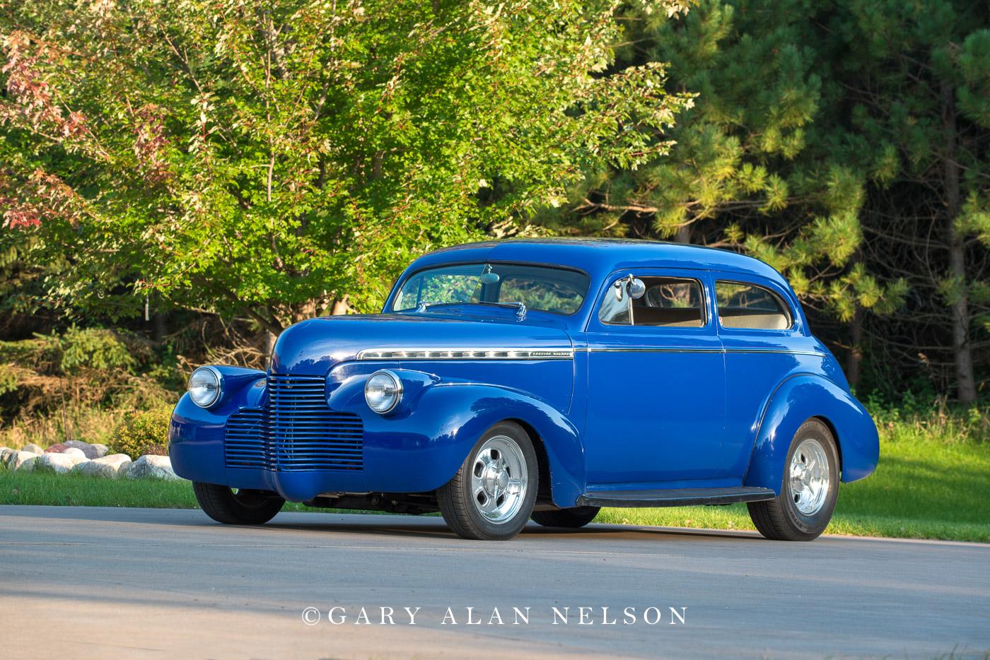 1940 Chevrolet Super Deluxe 2-Door Sedan