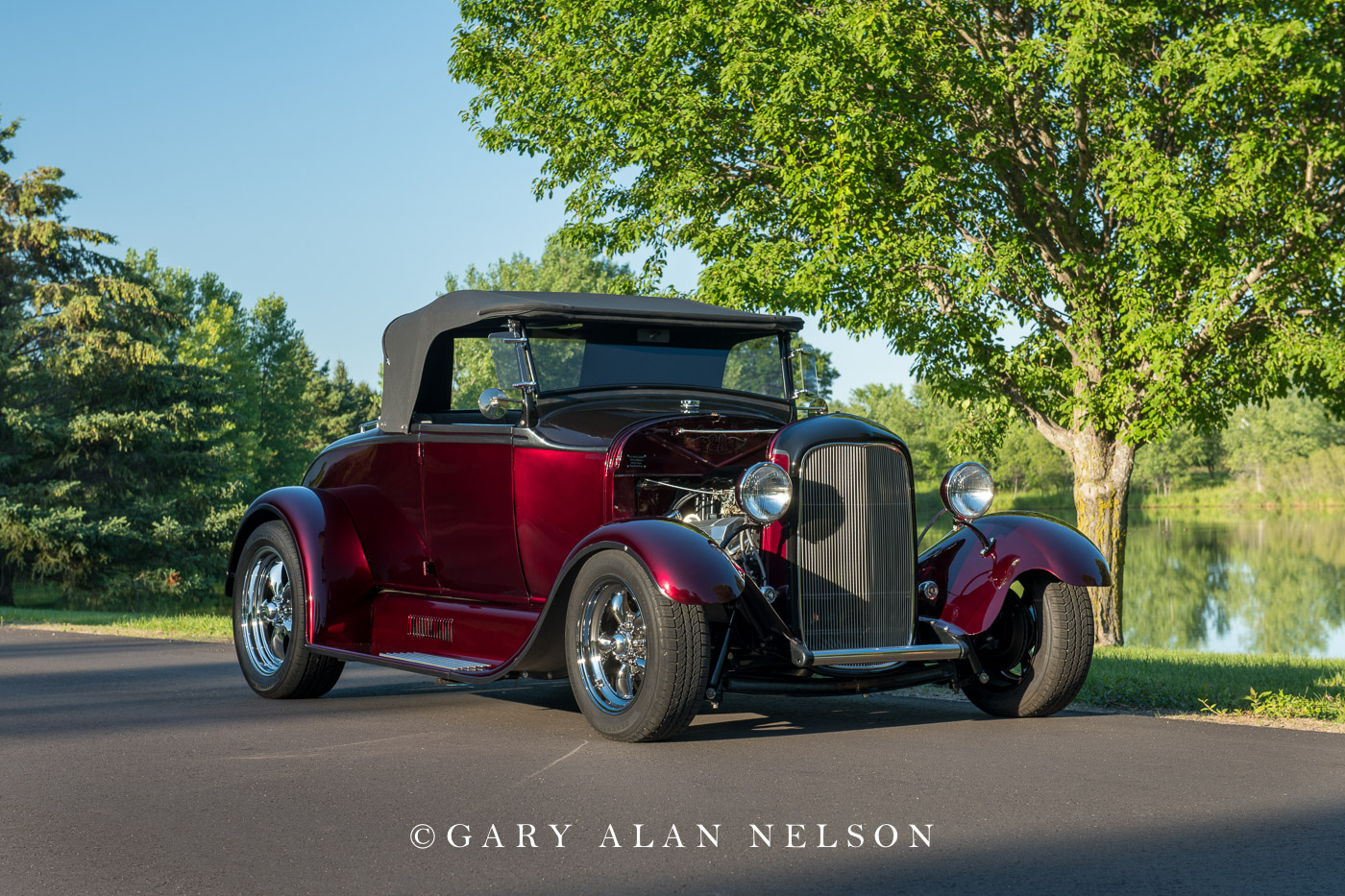 1928 Ford Rumble Seat Roadster