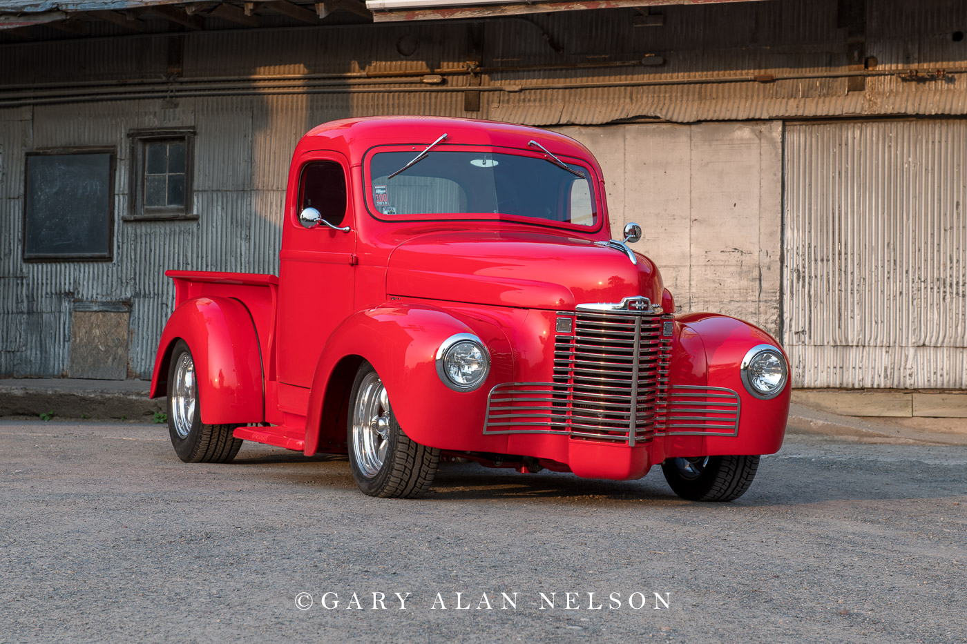 1948 International KB2 Pickup