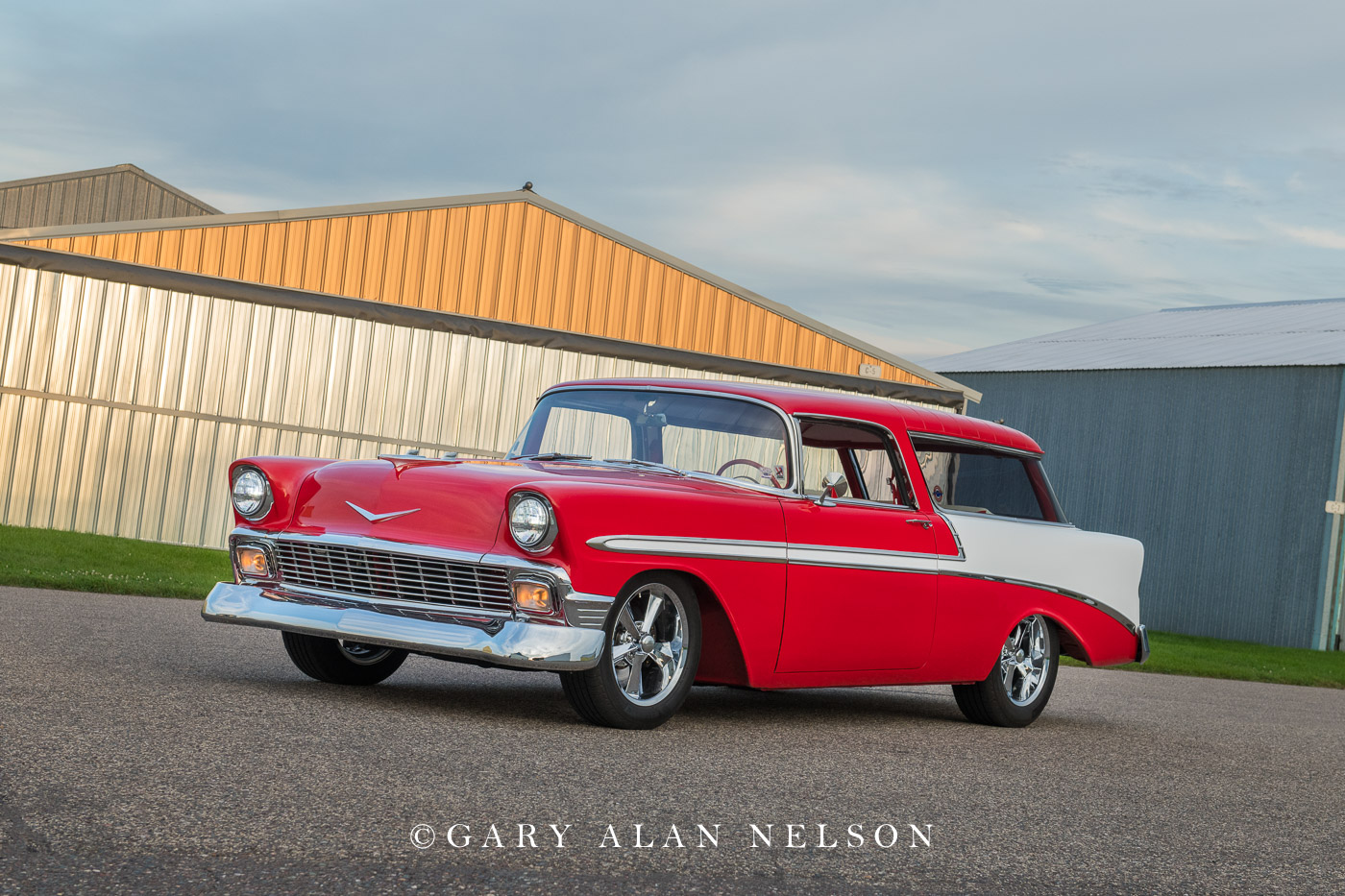 1956 Chevy Nomad