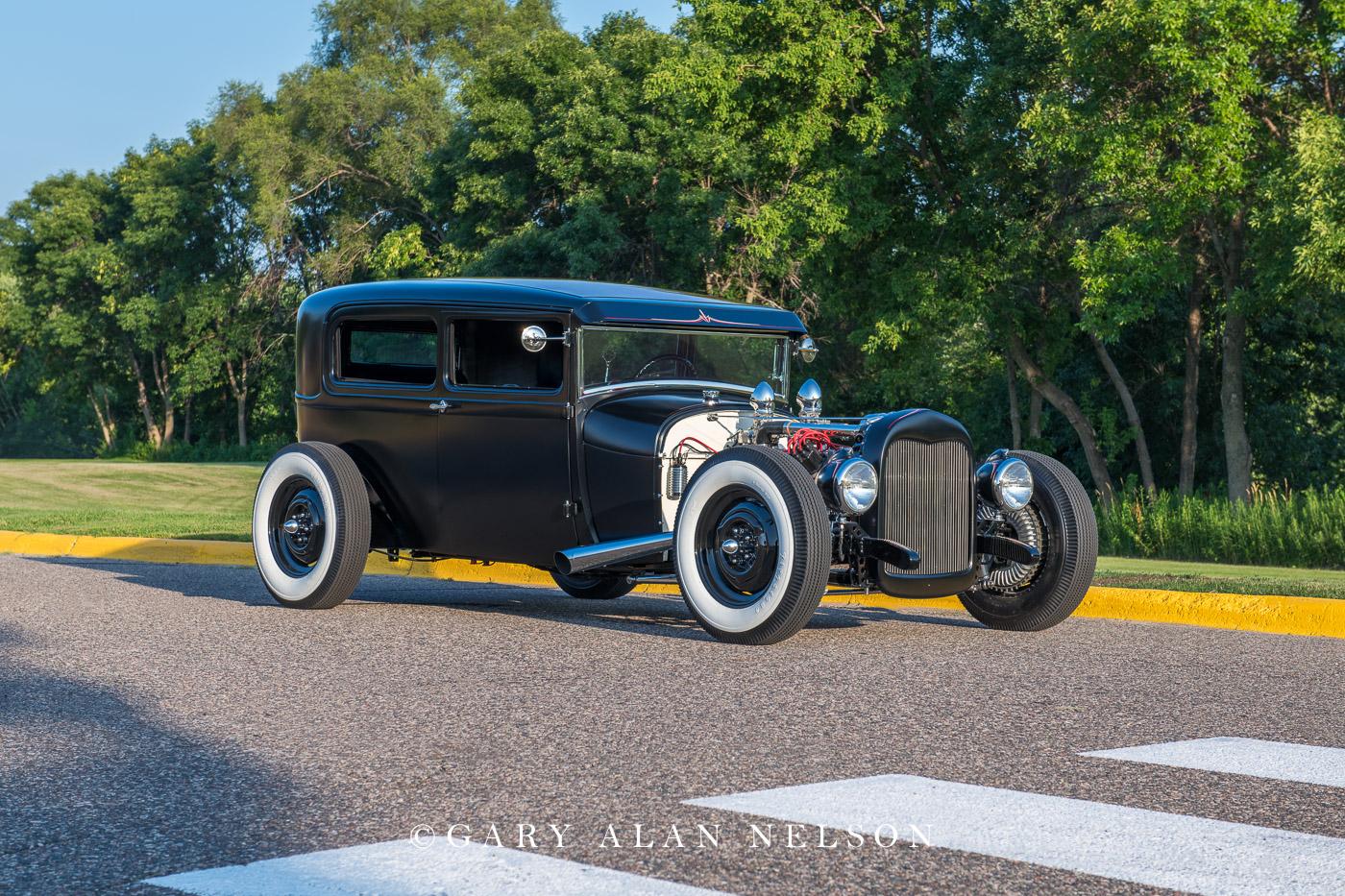 1929 Ford Model A 2-Door Sedan