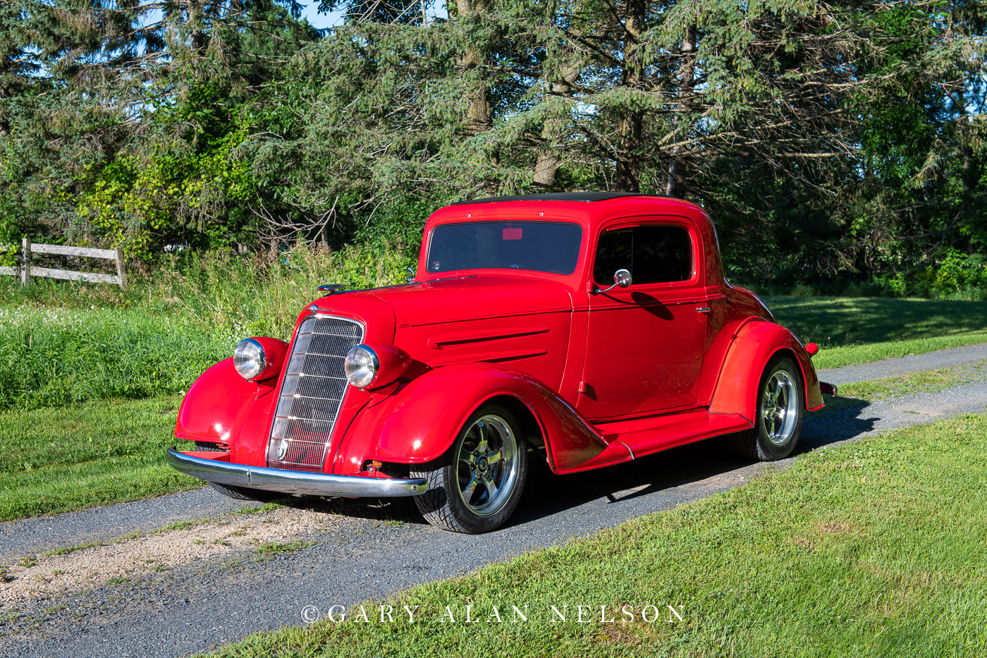 1934 Oldsmobile Rumble Seat Coupe