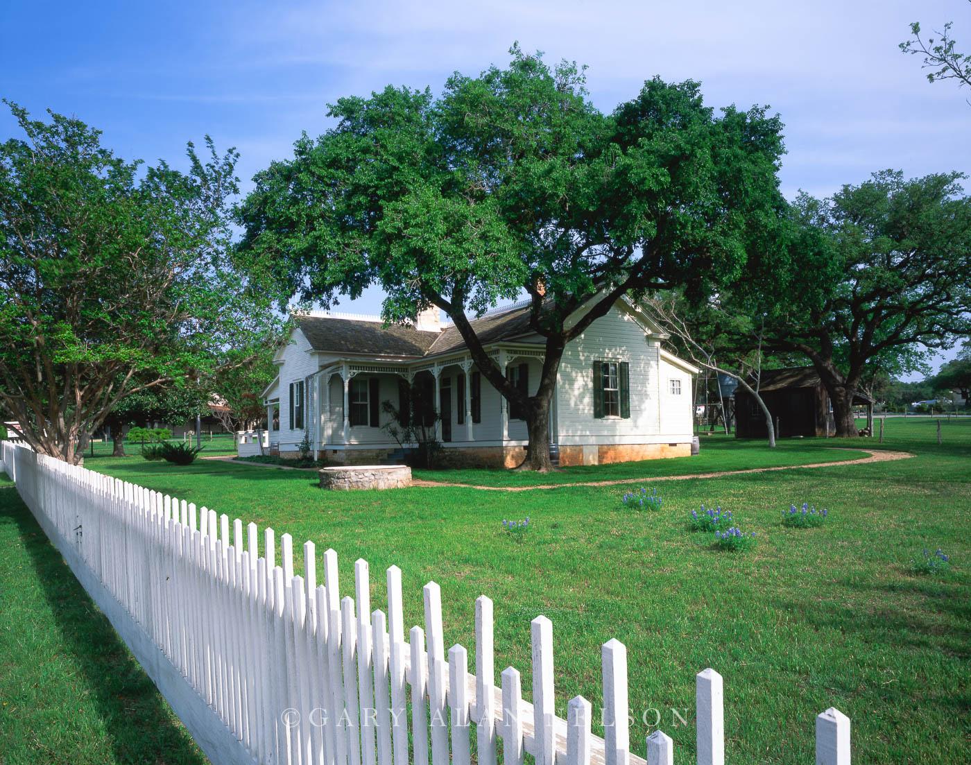 Lyndon Johnson National Historic Park, Texas, photo