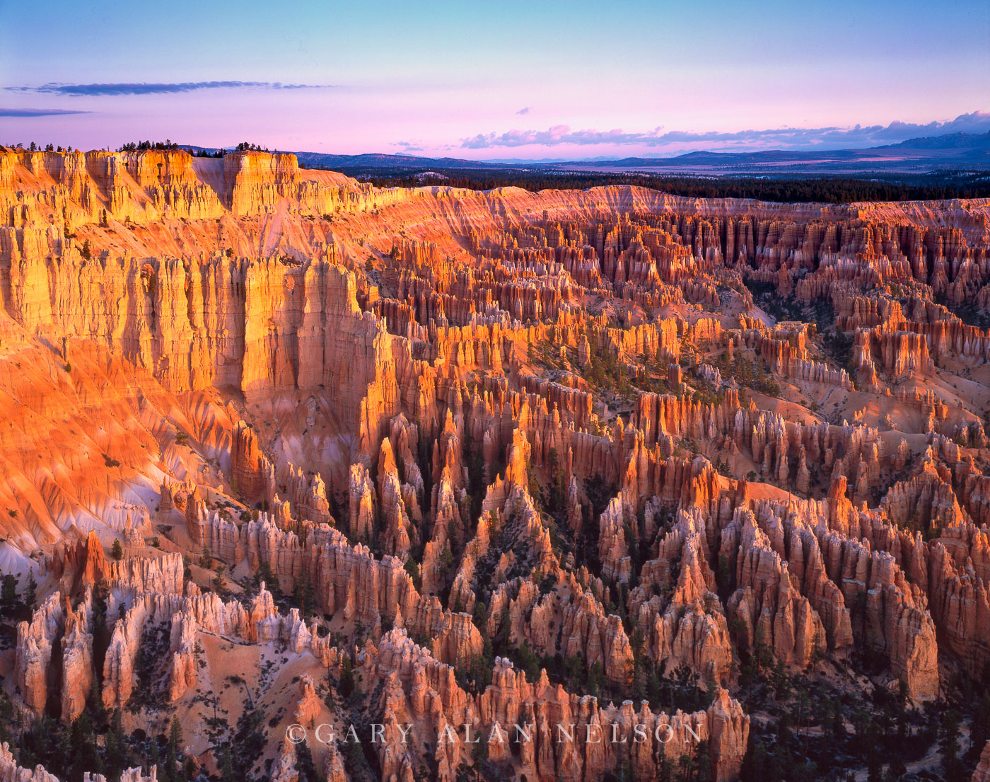 Bryce Canyon National Park, Utah, hoodoos, photo
