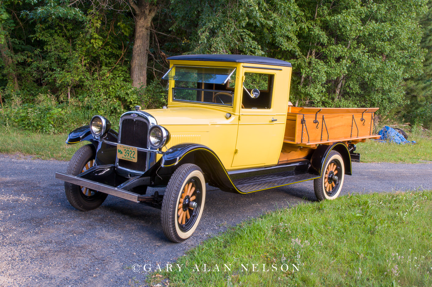 VT-07-33-CH 1928 Chevrolet One-ton Truck