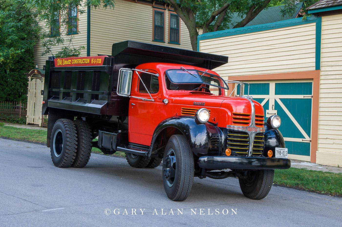 1947 Dodge 2.5-ton Dump Truck Model WJA