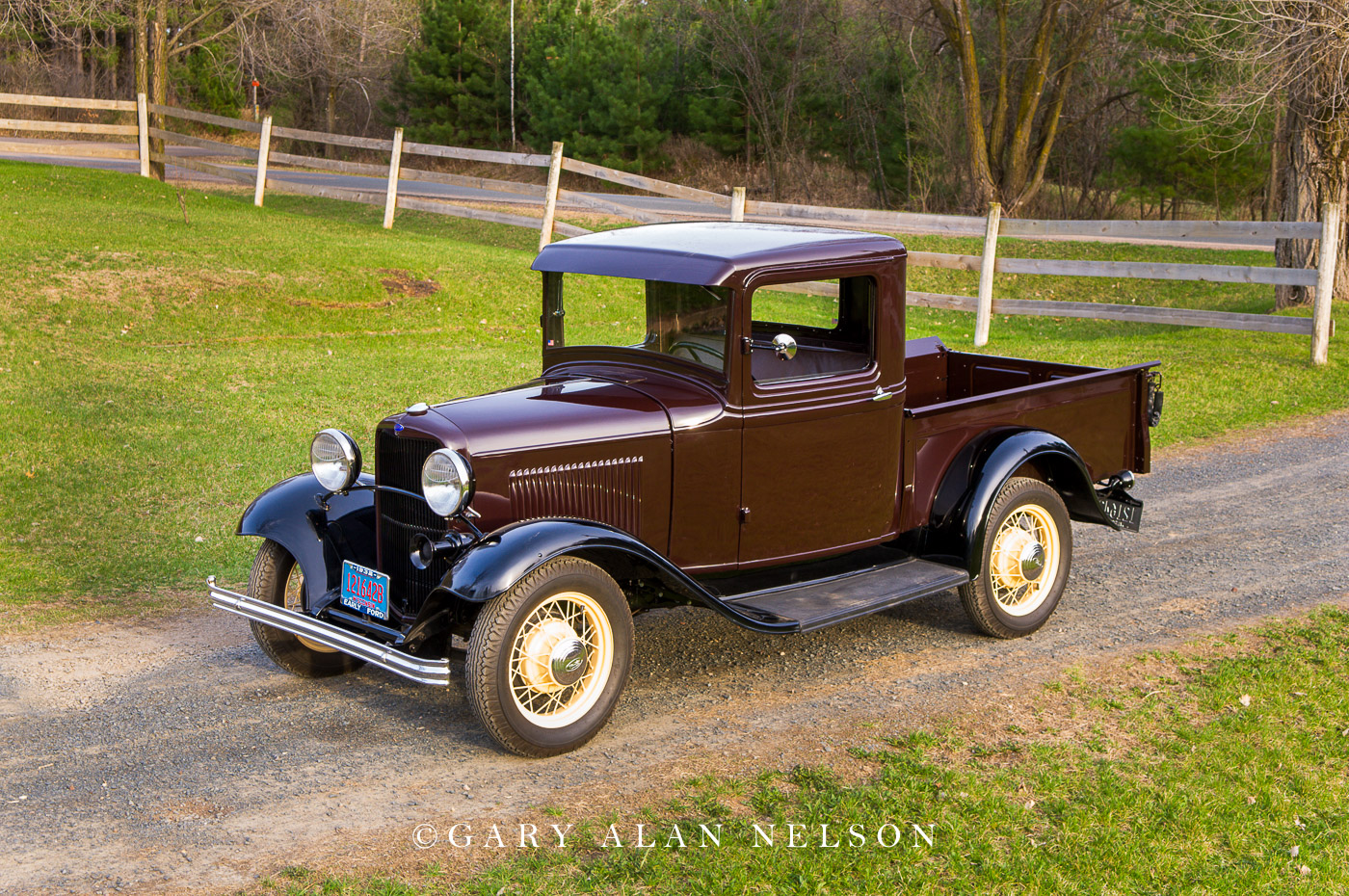 VT-07-6-FO 1932 Ford Pickup