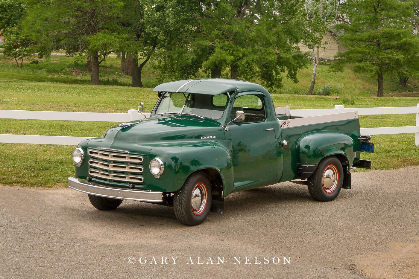 1952Studebaker 2R6