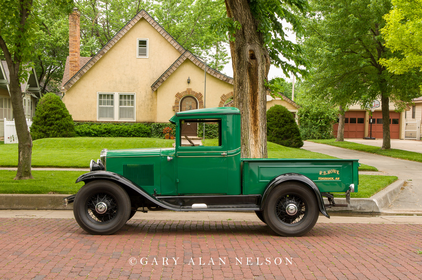 VT-08-19-CH 1931 Chevrolet Independence Pickup