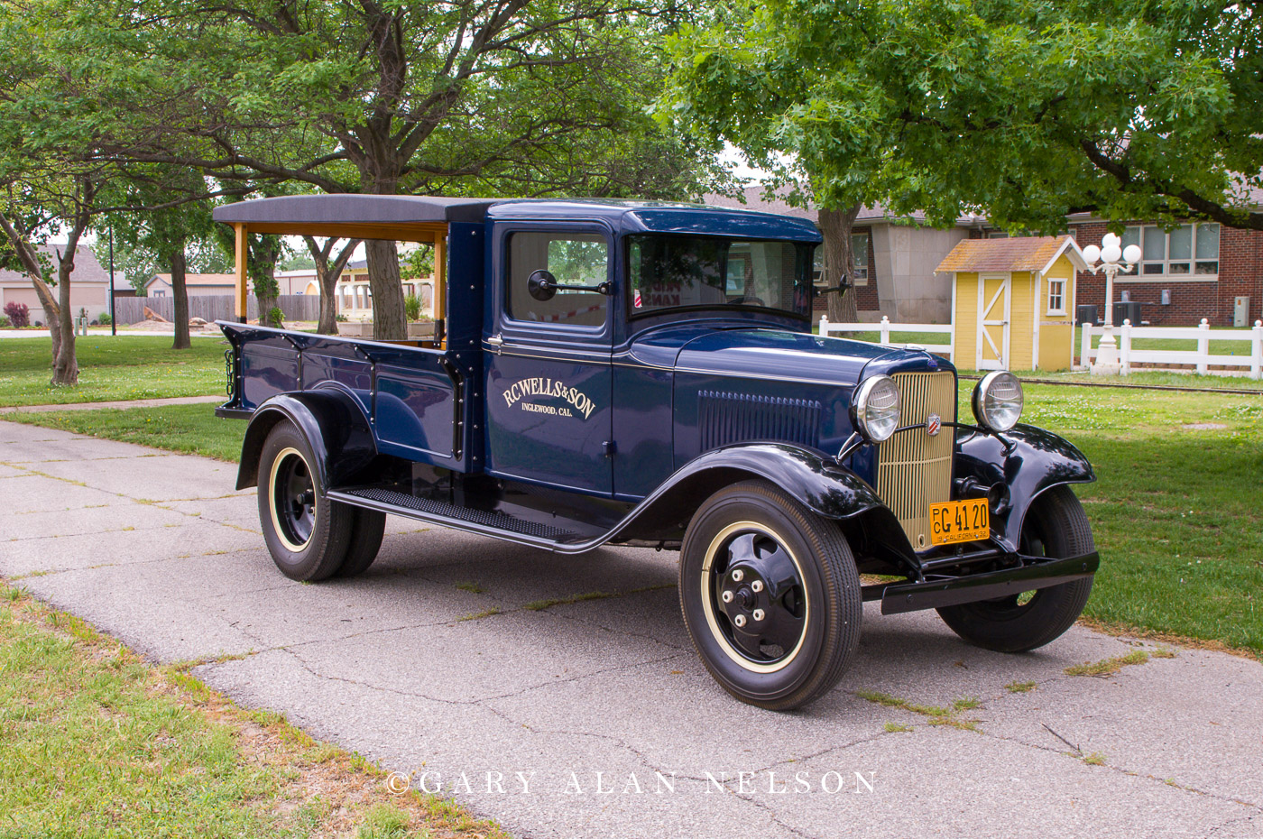 VT-08-9-FO 1932 Ford BB