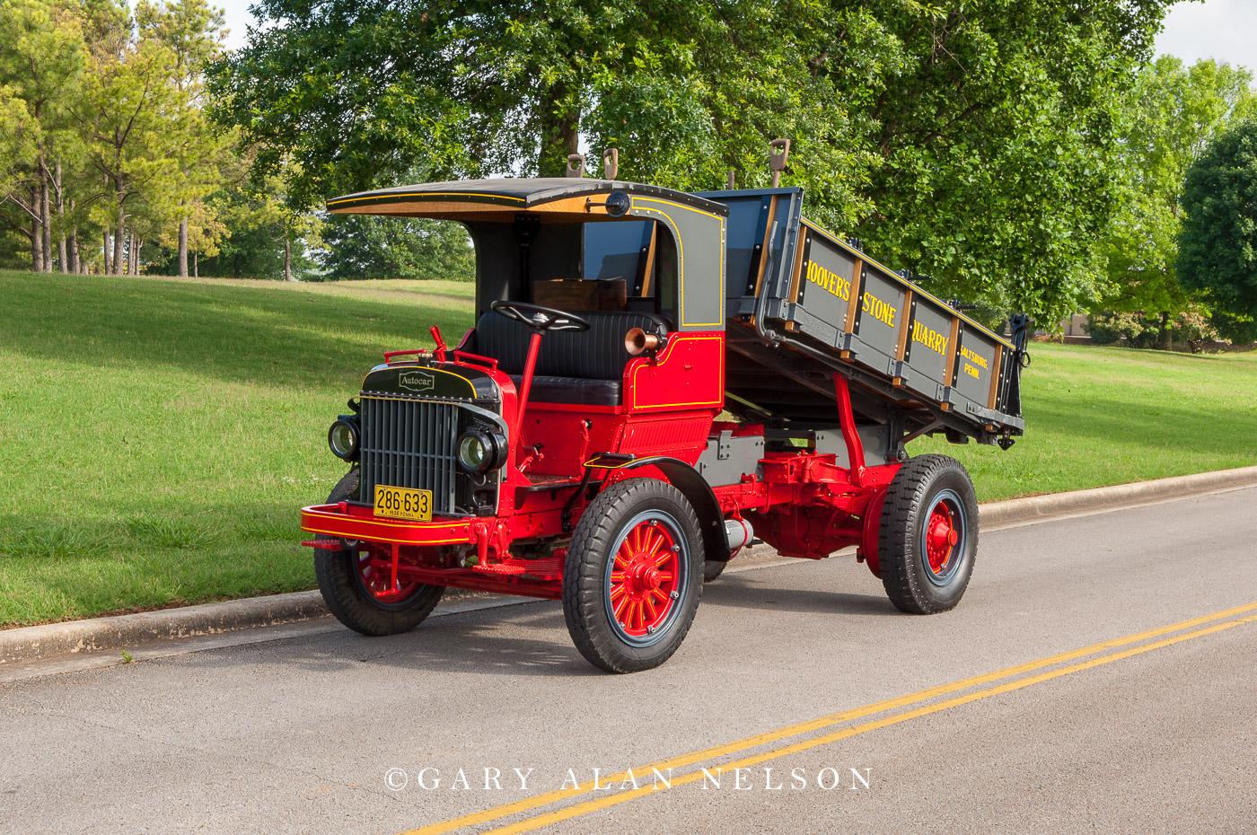 AT-09-41-SC 1926 Autocar Model 27HPDS Five-Ton