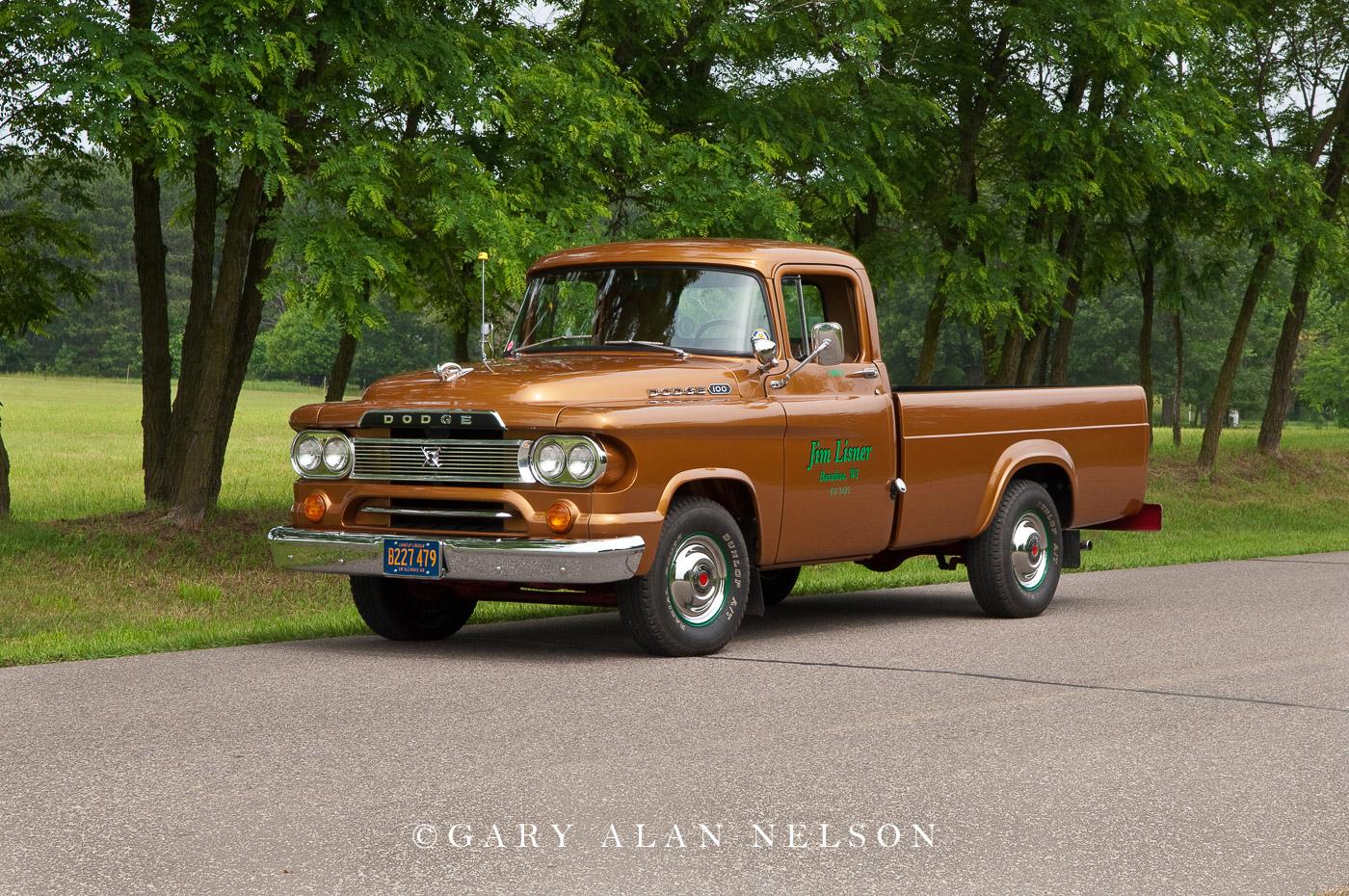 VT-10-51-DP 1960 Dodge D-100 Pickup