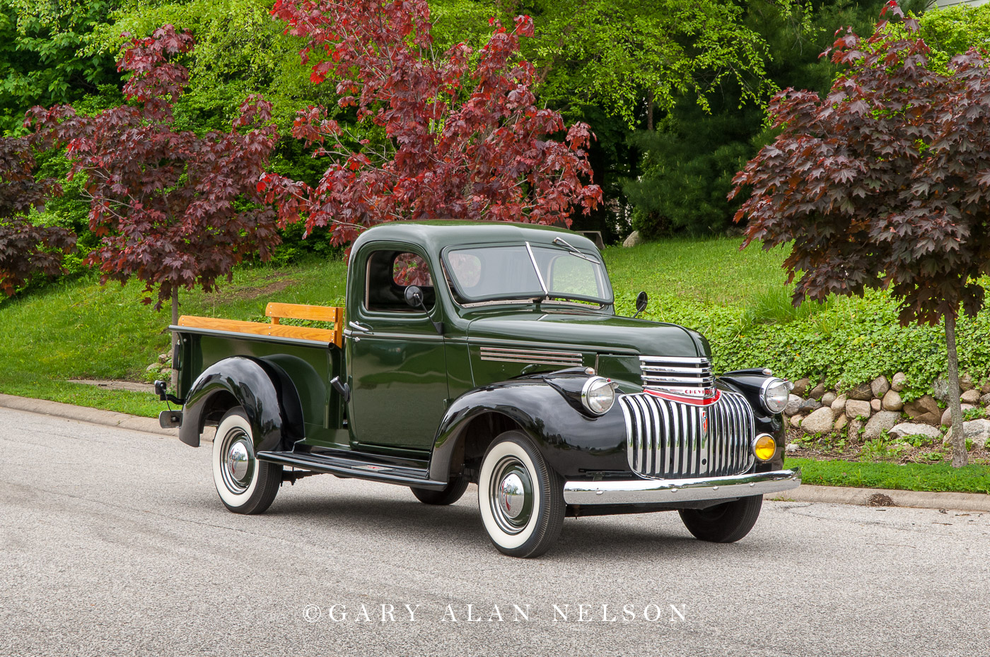 VT-11-60-CH 1946 Chevrolet 3100