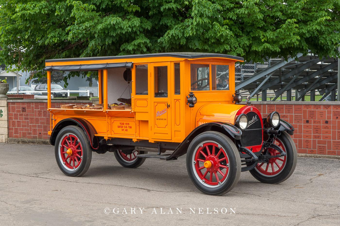 VT-11-80-OL 1919 Oldsmobile Canopy Express/Economy Truck