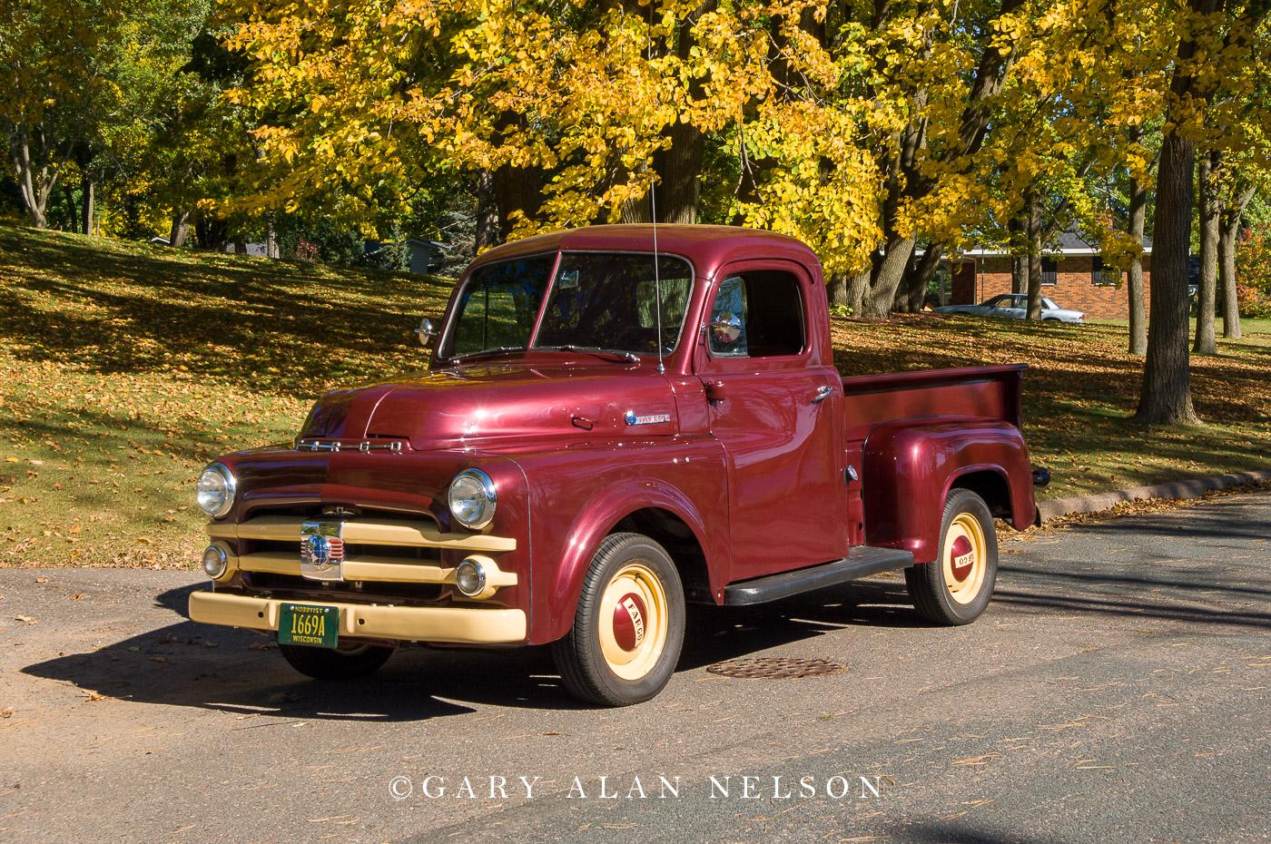 VT-11-97-FA 1953 Fargo Pickup