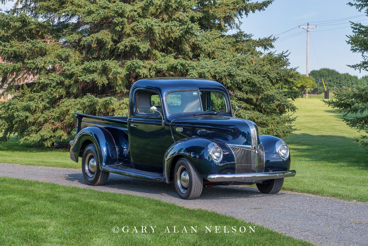 1941 Ford Pickup 1 2 Ton Commercial Vt 17 22 Fo Gary Alan Nelson Photography