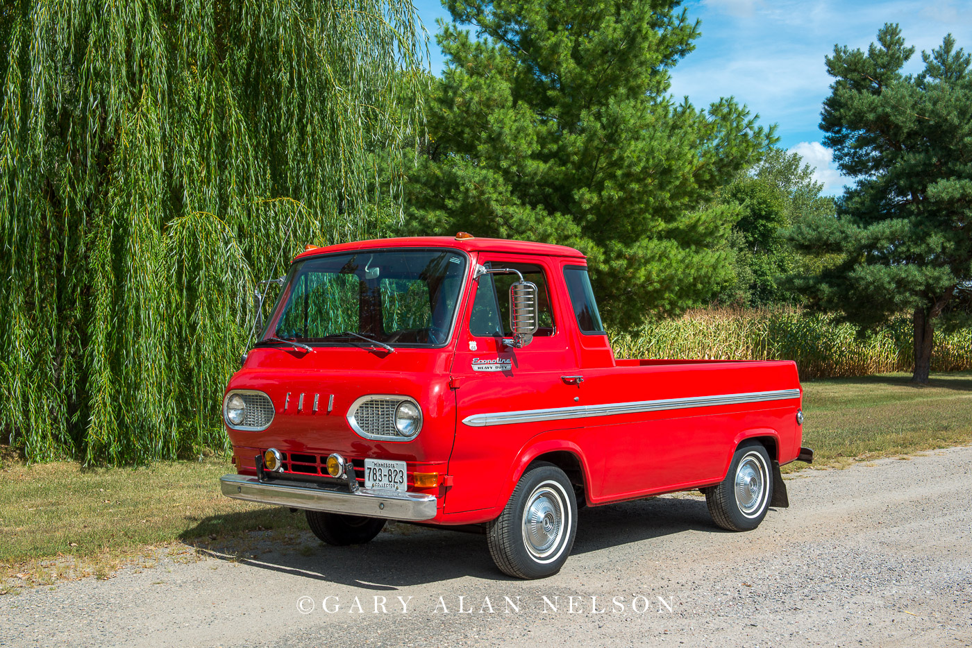 1966 Ford E 100 Econoline