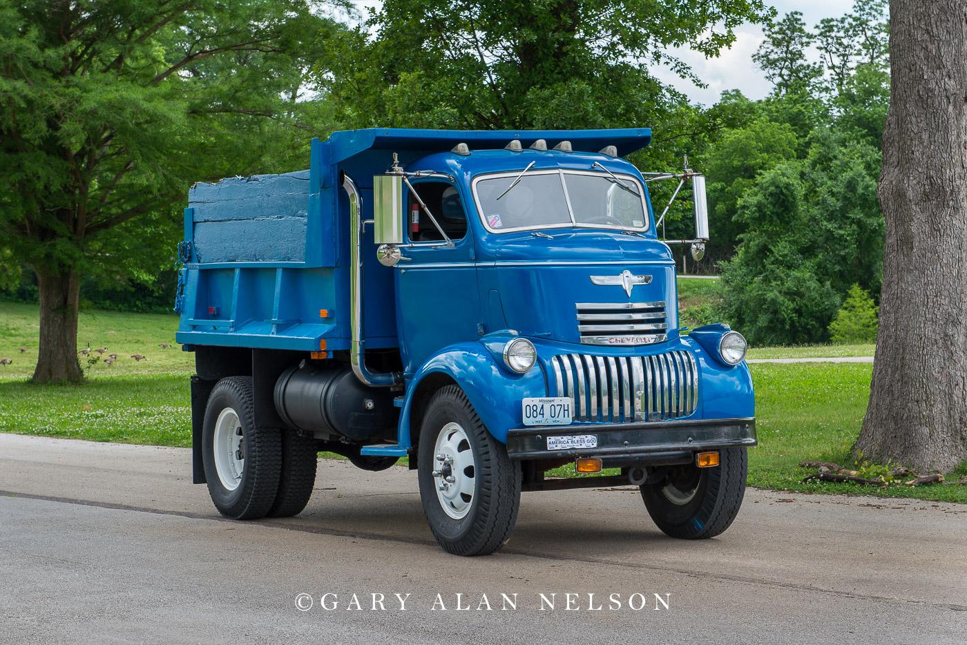 1941 Chevrolet COE Dump Truck