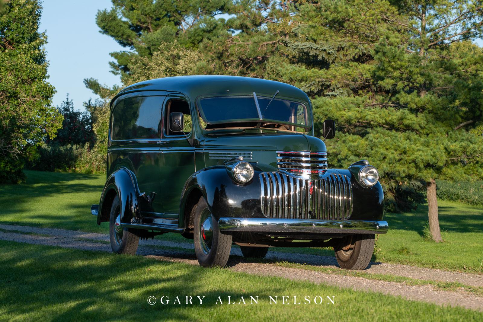 1941 Chevrolet Panel Wagon