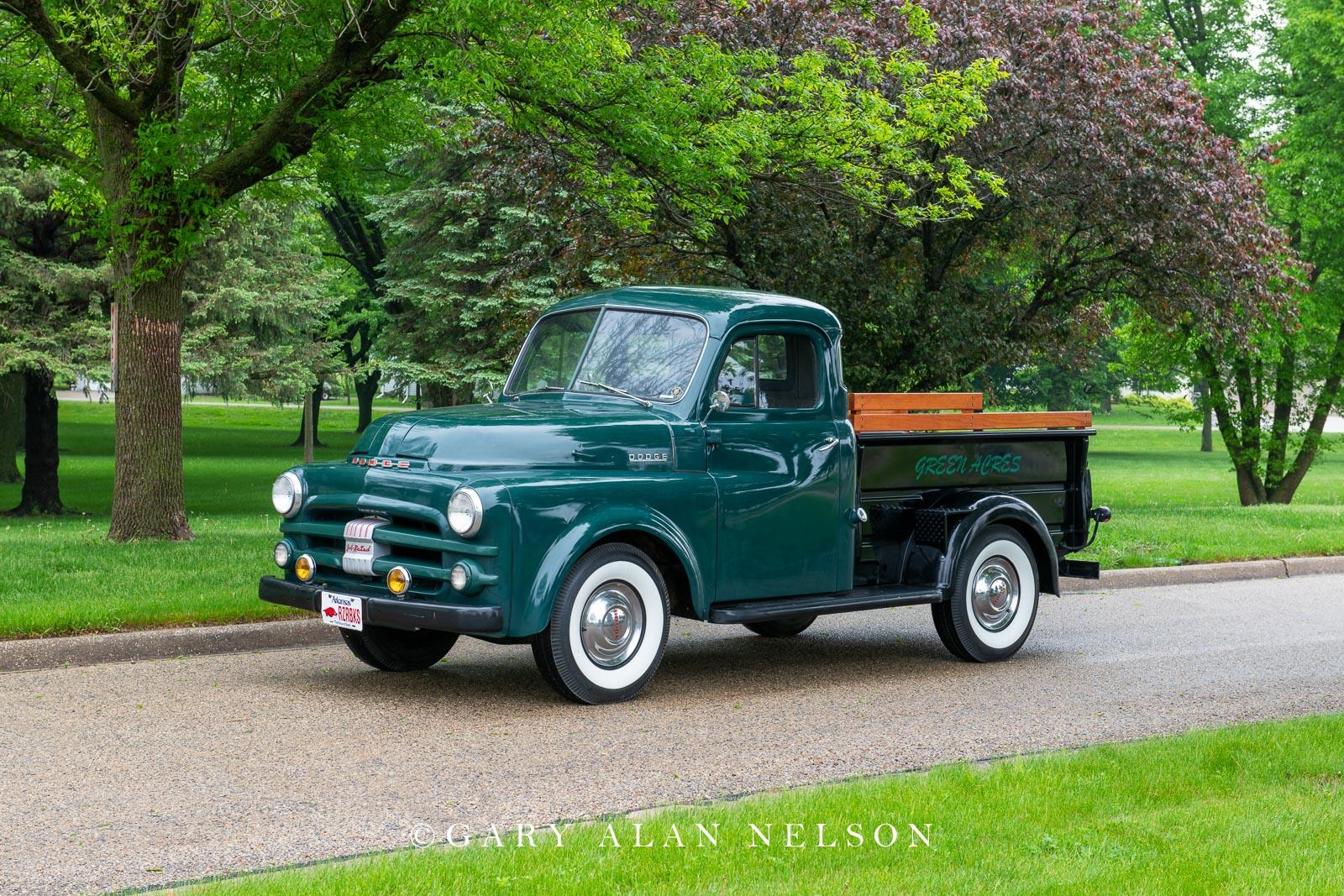 1950 Dodge B-2-B 1/2 ton Pickup