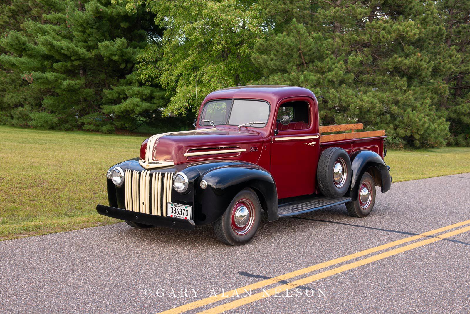 1947 Ford 1/2 Ton Model 83 Pickup