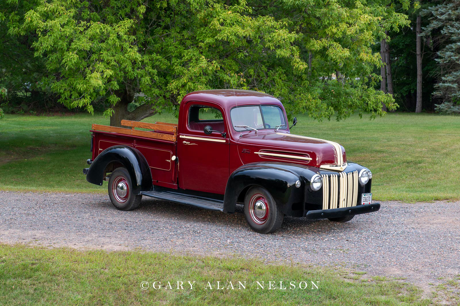 Ford, antique truck, pickup, vintage truck,1947 Ford 1/2 Ton Model 83 Pickup, photo
