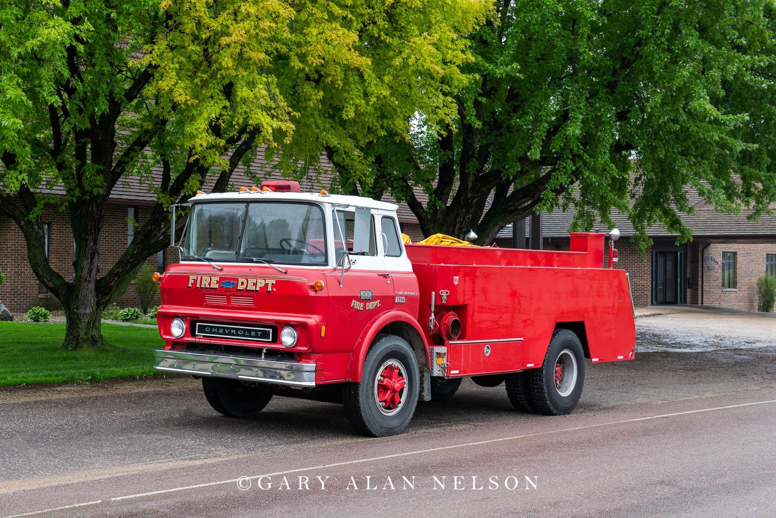 1973 Chevrolet Fire Truck