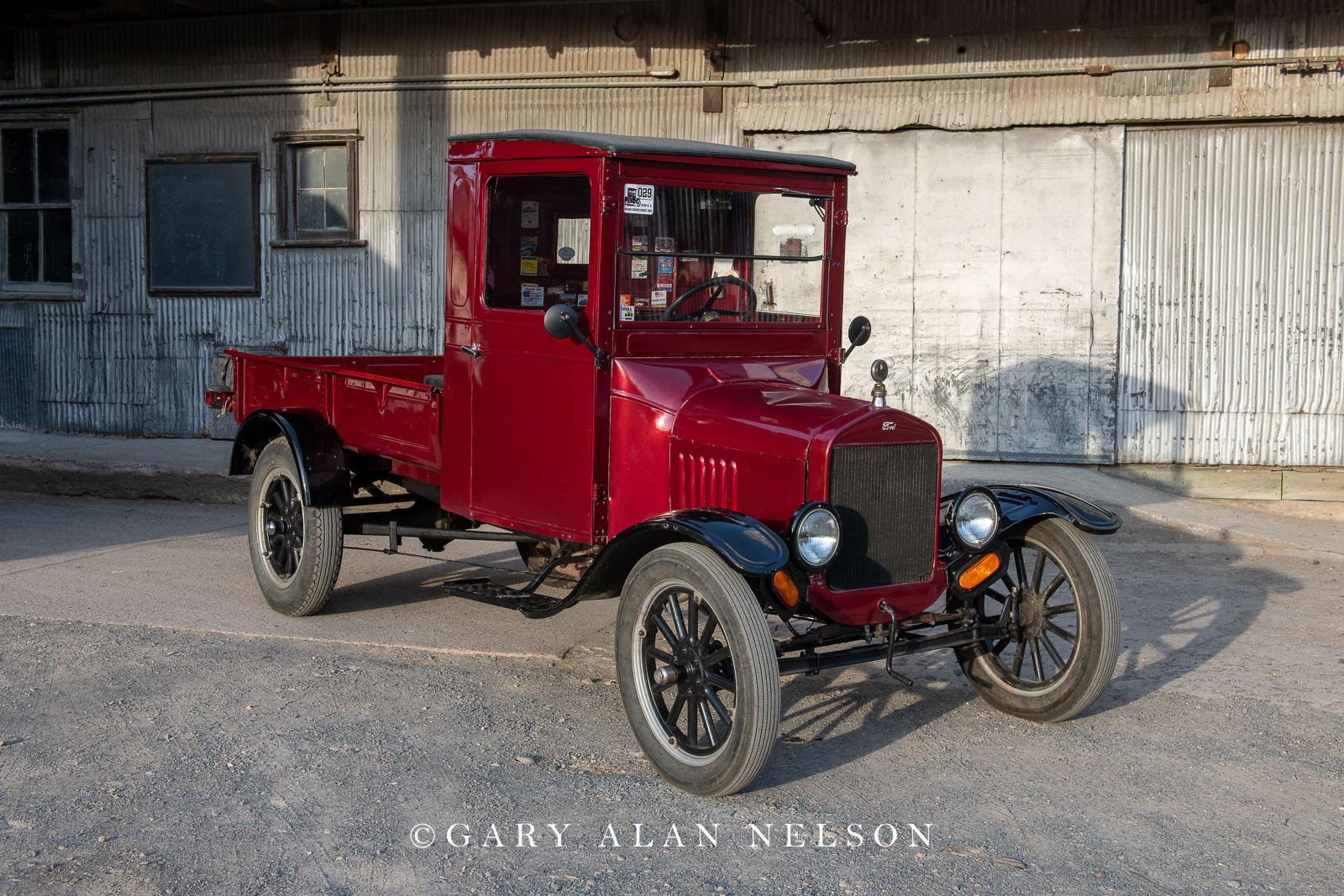 Ford, antique truck, model T, vintage truck,1925 Ford TT Express, photo