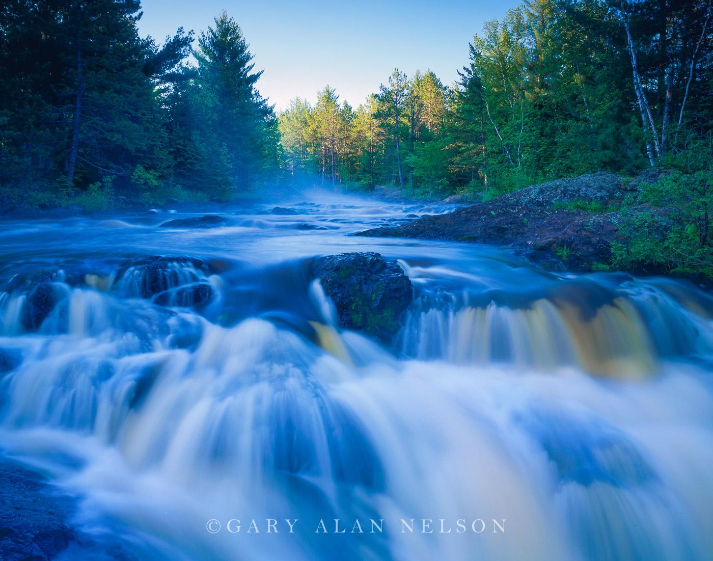 Amnicon Falls State Park, Wisconsin, photo