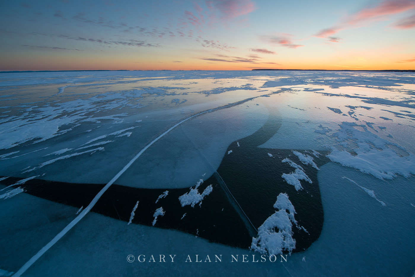 wisconsin, lake superior, ice, Madeline Island, Apostle Islands National Lakeshore, photo