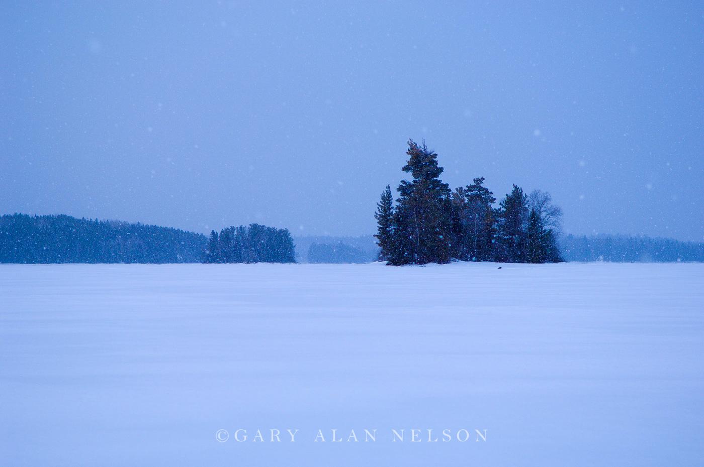 lake, minnesota, snow, boundary waters, photo